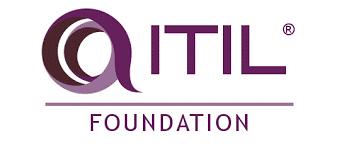 ITIL-F certificate